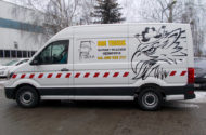 Oklejony-Sprinter-SM-Truck
